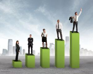 Health care team boosts sales