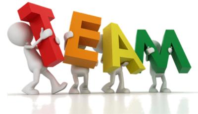 organization teams