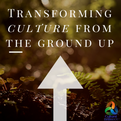 Cultural Brilliance Radio - Transforming Culture From The Ground Up