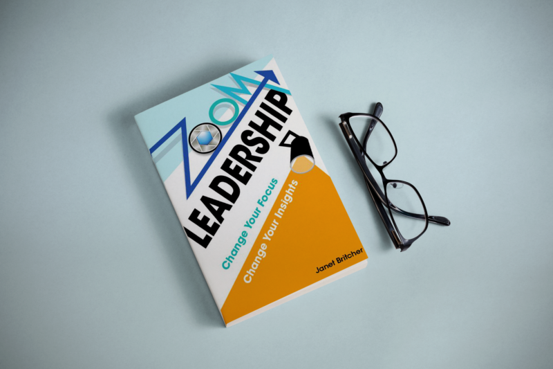 Cultural Brilliance Radio: Zoom Leadership: Change Your Focus, Change Your Insights