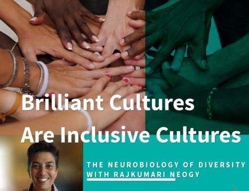 Brilliant Cultures are Inclusive Cultures: The Neurobiology of Diversity