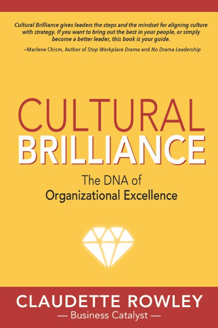 Cultural Brilliance Book