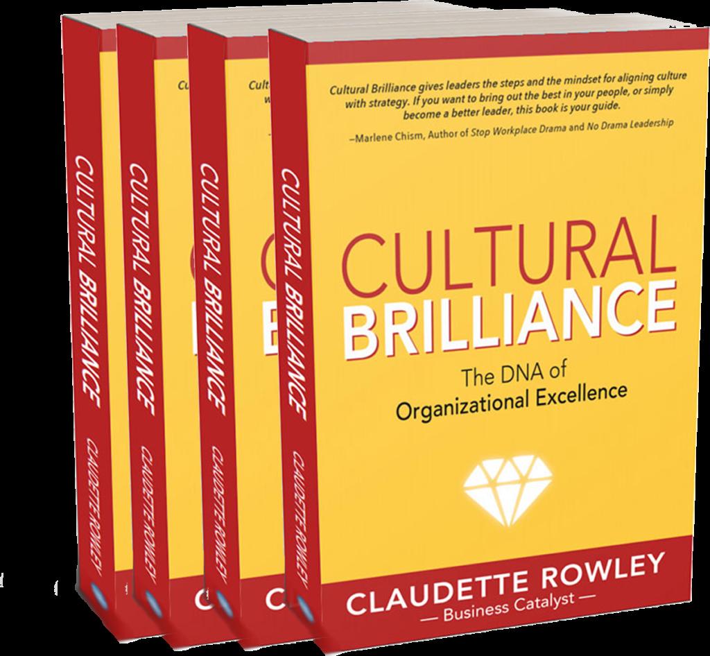 Cultural Brilliance Book Claudette Rowley