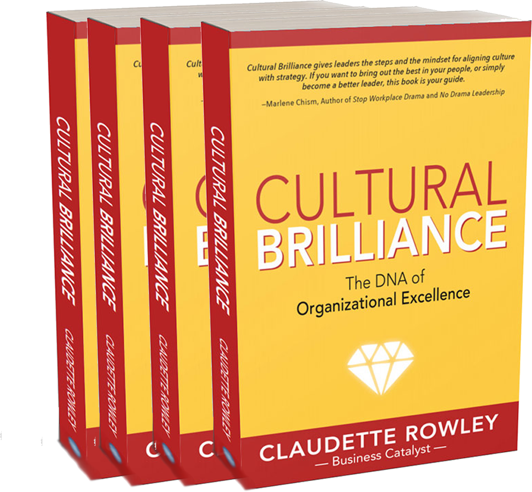 cultural brilliance book