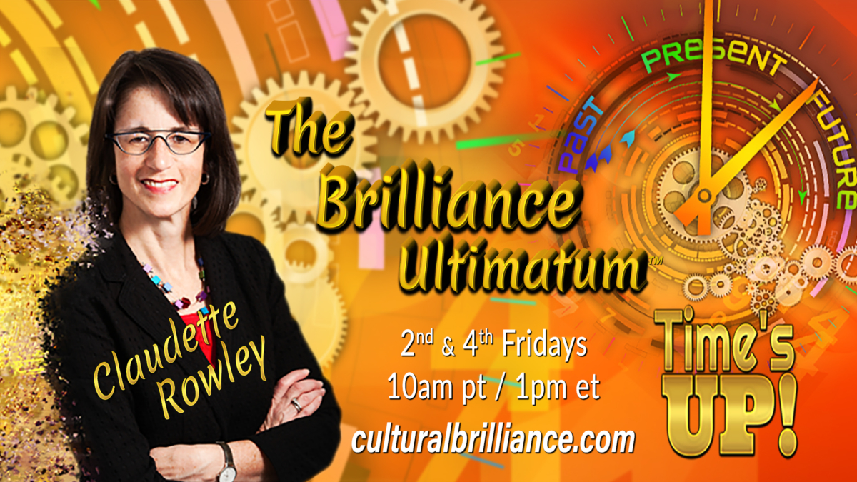 The brilliance ultimatum claudette rowley