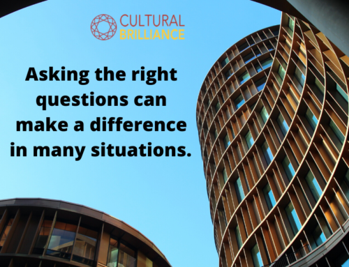 The Power of Asking Questions