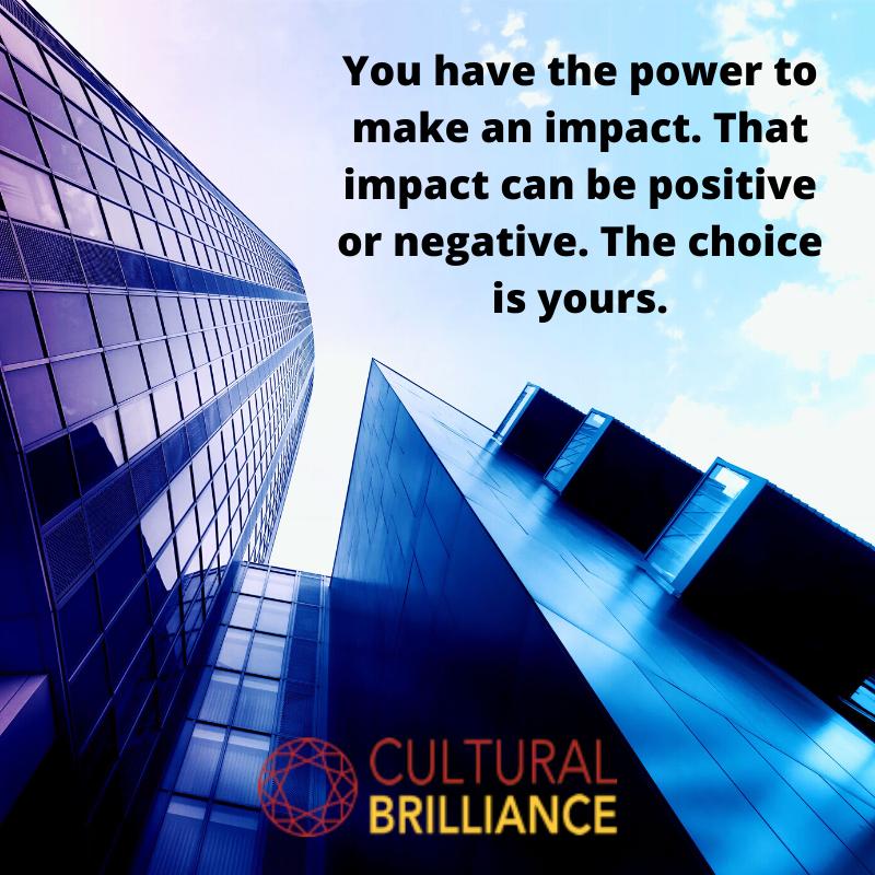 making an impact the brilliance ultimatum
