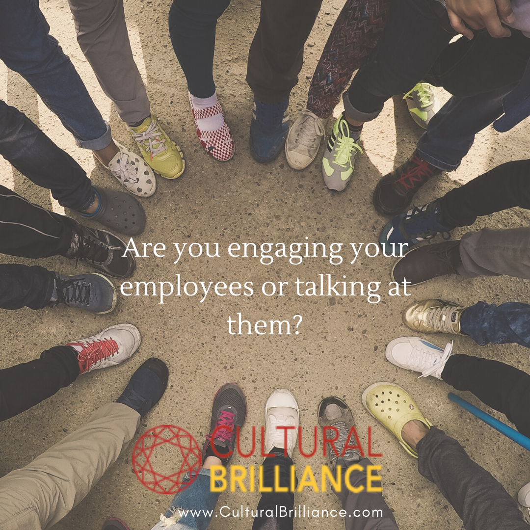 employee engagement cultural brilliance