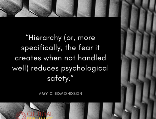Hierarchy and Psychological Safety