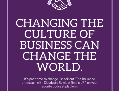 Changing the Culture of Business