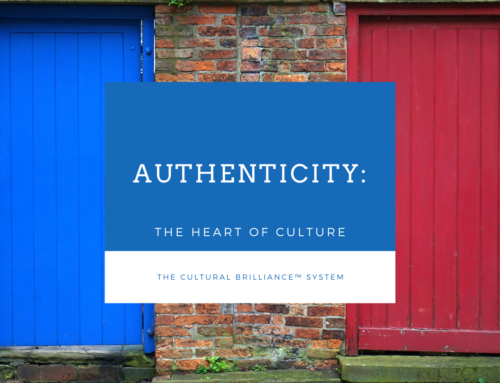 Authenticity: The Heart of Culture