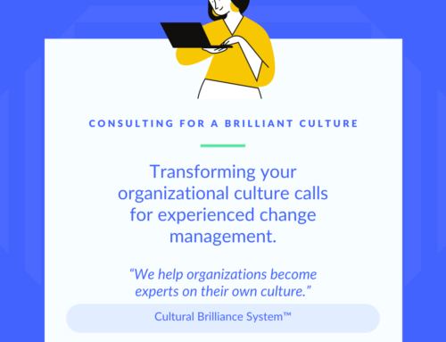 Consulting for a Brilliant Culture